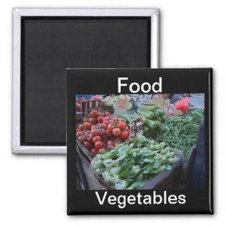 Foods Adaptive Living Tools Visual Identifiers Magnet
