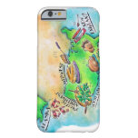 Foods of the USA iPhone 6 Case