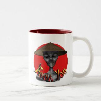 Fook You Mug