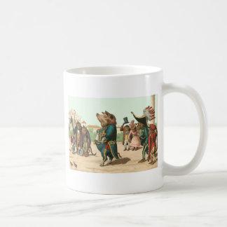 Fool of a Diplomat Classic White Coffee Mug