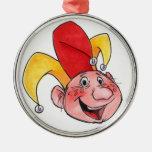 Fool Ornament