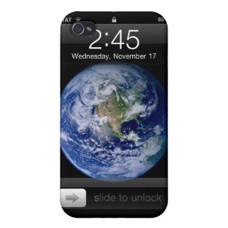 Fool-The-Eye Earth iPhone Covers For iPhone 4