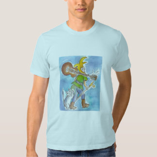 Fool with Guitar T-shirt