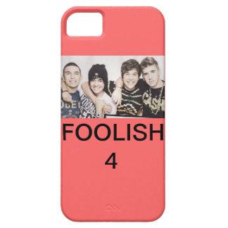FOOLISH 4 iPhone SE/5/5s CASE