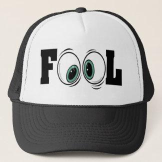 FOOLISH Eyes Trucker Hat