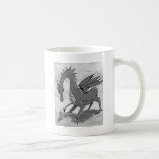 Foolish Knight (Black and white) Coffee Mug