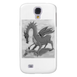Foolish Knight (Black and white) Samsung S4 Case