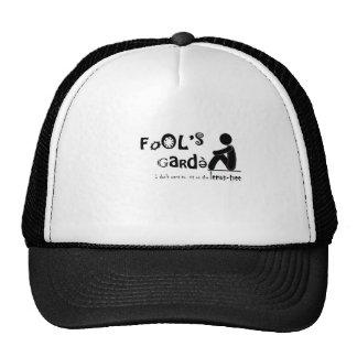 Fool's Garden T-shirt Trucker Hat