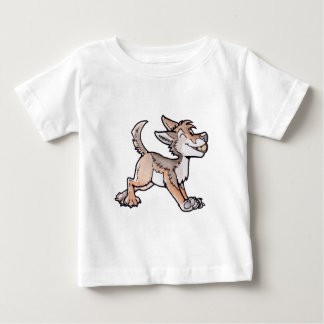 Fool's Gold Coyote Baby T-Shirt