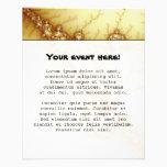 Fools Gold - Fractal Art Flyer