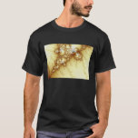 Fools Gold - Fractal Art T-Shirt