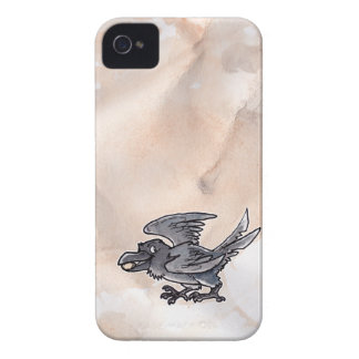 Fool's Gold Raven Case-Mate iPhone 4 Cases