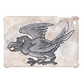 Fool's Gold Raven iPad Mini Case