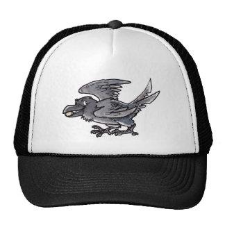Fool's Gold Raven Trucker Hat