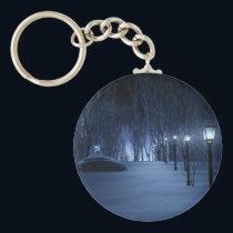 Fool's Light Keychain