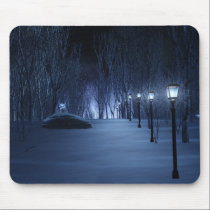 Fool's Light Mousepad