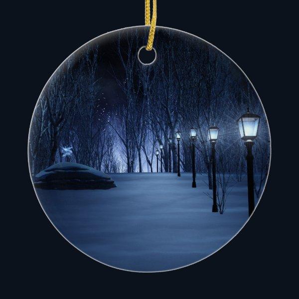 Fool's Light Ornament