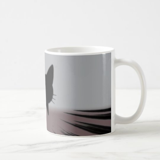 Fooly Cat Coffee Mug