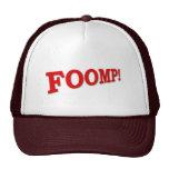 FOOMP! MESH HATS