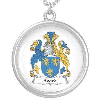 Foord Family Crest Pendant