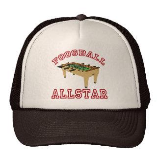 Foosball Allstar Trucker Hat