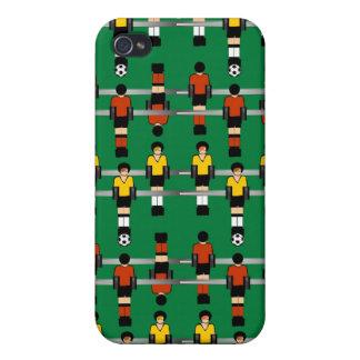 Foosball iPhone 4 Cárcasas