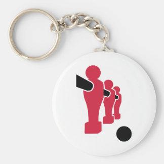 Foosball Keychain