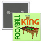 Foosball King 2 Inch Square Button