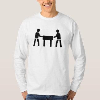 Foosball player T-Shirt