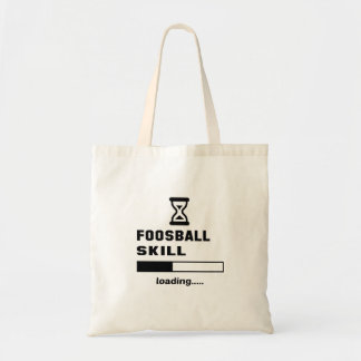 Foosball skill Loading...... Tote Bag
