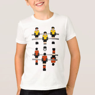 Foosball Soccer Competition T-Shirt