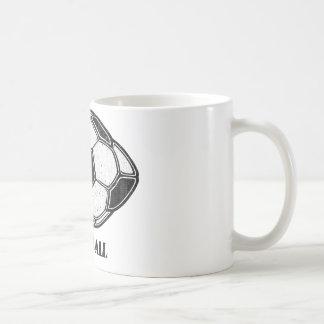Foot Boccer Coffee Mug