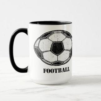 Foot Boccer Mug