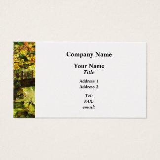 Foot Bridge - Platinum Business Card