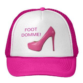 FOOT DOMME! TRUCKER HAT