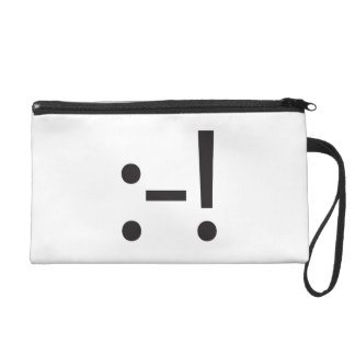 foot in mouth.ai wristlet purses