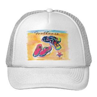 Foot-Loose-hat Trucker Hat