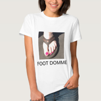 FOOT LOVE T SHIRT