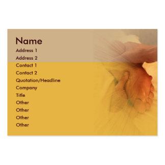 Foot Massage Business Card
