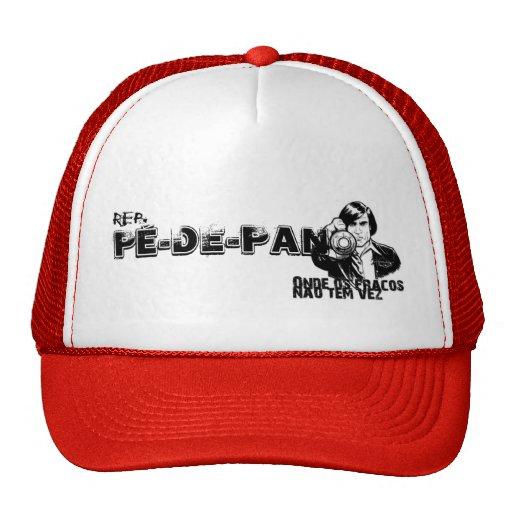 Foot-of-Cloth republic Trucker Hat