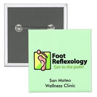 Foot Reflexology Pin