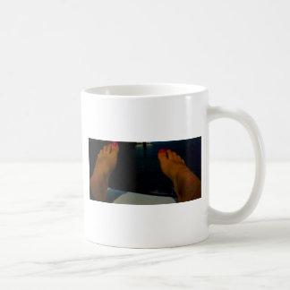 FOOT SLAVE COFFEE MUG