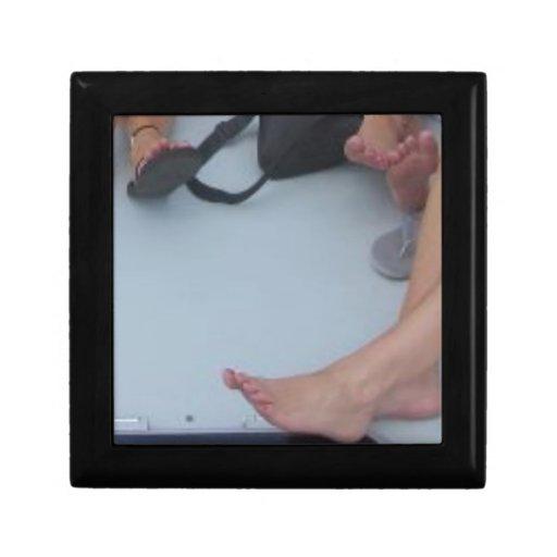 FOOT SLAVE GIFT BOX