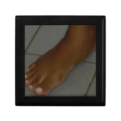 FOOT SLAVE JEWELRY BOXES