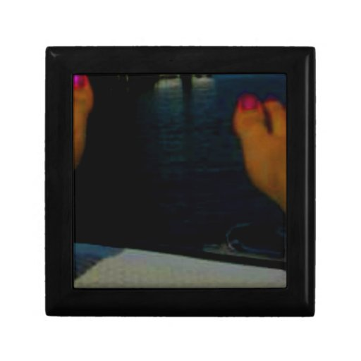 FOOT SLAVE GIFT BOXES