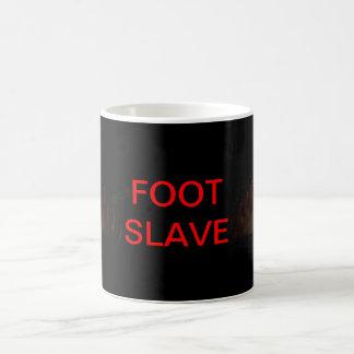 FOOT SLAVE MUGS