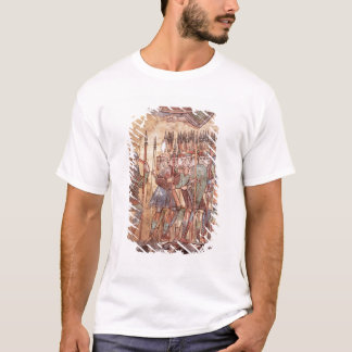 Foot Soldiers in the Crusades T-Shirt