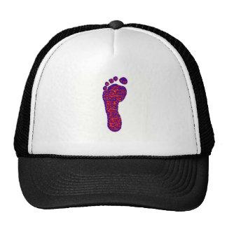 Foot ViBEEE Mesh Hat