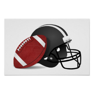 footba del fútbol americano american-football-1559 posters