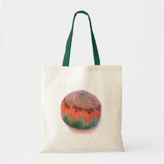 Footbag Hacky Sack Budget Tote Bag